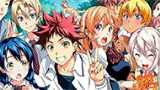 FOOD WARS: THE THIRD PLATE Season 3 Is Listed With A Length Of 24 Episodes