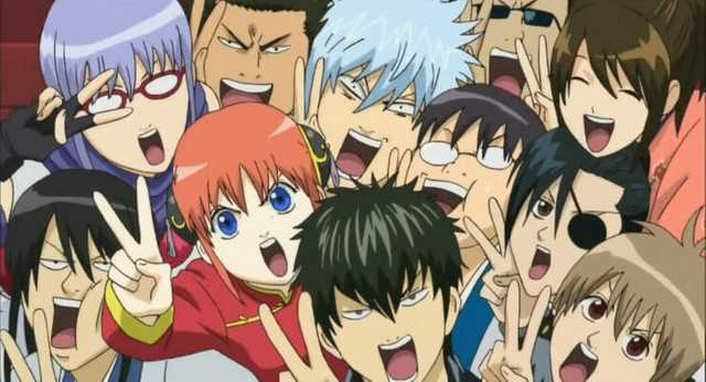 A New GINTAMA Anime Special Has Been Scheduled For Early-2021