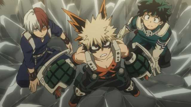 MY HERO ACADEMIA: Two New OVAs Are Coming Later This Month