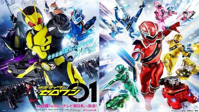 KAMEN RIDER ZERO-ONE & KIRAMAGER: Both Films Will Now Release At Separate Dates