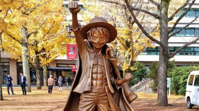 ONE PIECE Statue In Kumamoto Adds $24 Million To Local Tourism Economy