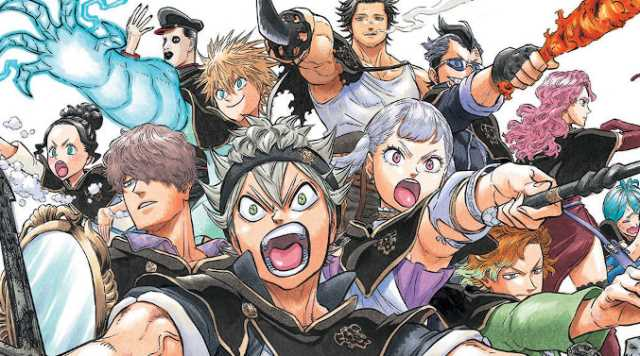 Results For The Fourth BLACK CLOVER Popularity Poll Have Been Revealed