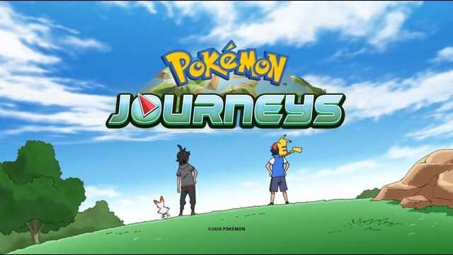 POKEMON JOURNEYS: New Episodes Have Officially Begun Streaming On Netflix
