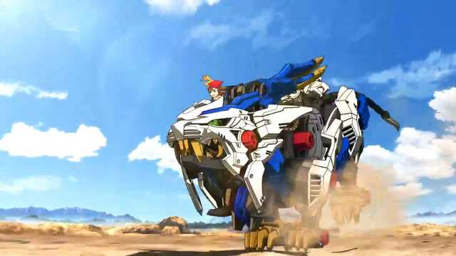 ZOIDS WILD SENKI: A New Web Series Is Coming Based On The Hit Franchise