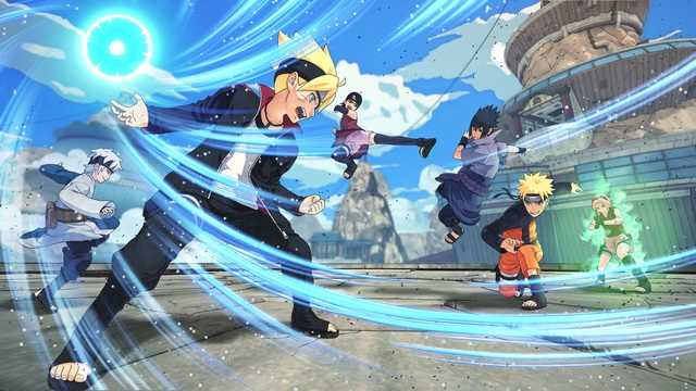 NARUTO TO BORUTO: SHINOBI STRIKER Another New Classic Character Is Being Added To The Hit Game