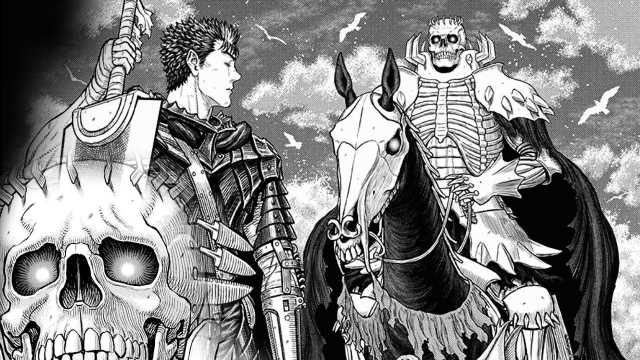 Speculation Mounts That A New BERSERK TV Anime Might Be On The Way