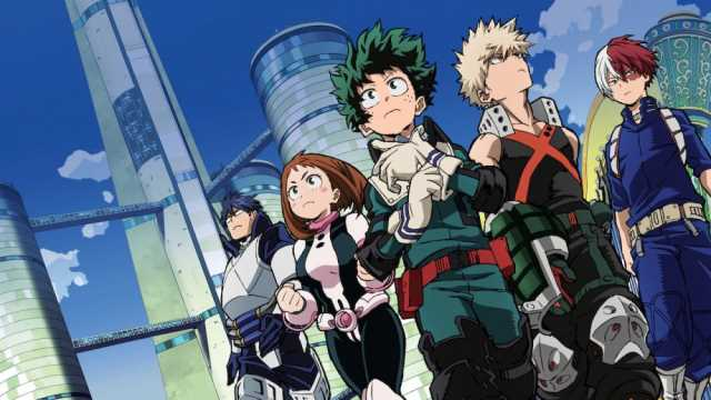 MY HERO ACADEMIA TV Anime Returns With A 5th Season In Spring 2021