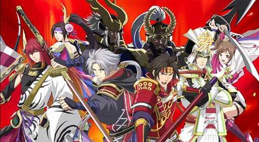 SAMURAI WARRIORS Anime Series Gets English Dub Cast