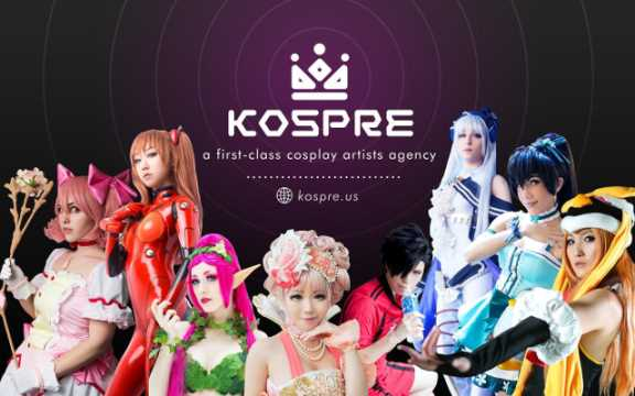 KOSPRE, A New Cosplay Talent Agency Launches To Support Growing Pop Culture Phenomenon