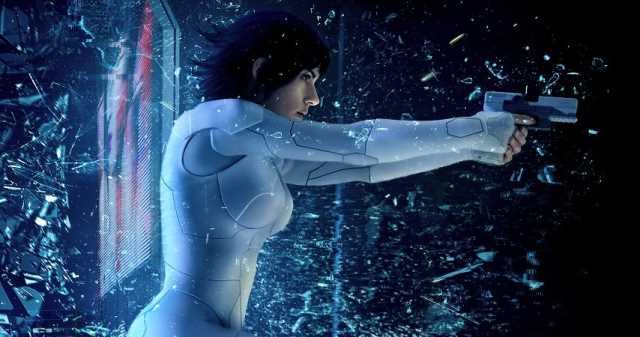 GHOST IN THE SHELL – The Top Three Reasons I Liked It And Think You Will Too
