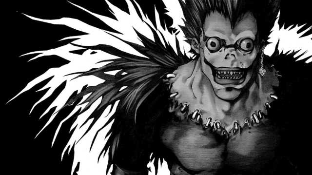 SDCC: New DEATH NOTE Clip Features Light's First Encounter With Ryuk