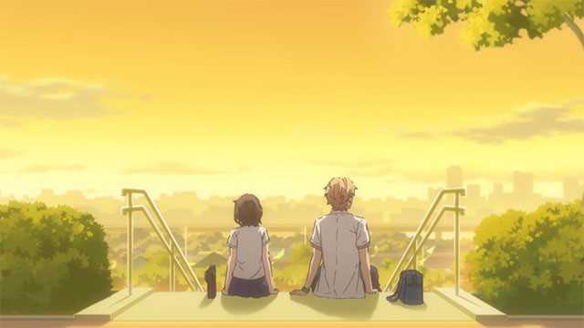 Aniplex Offers A Look At HoneyWorks OUR LOVE HAS ALWAYS BEEN 10 CENTIMETERS APART Anime