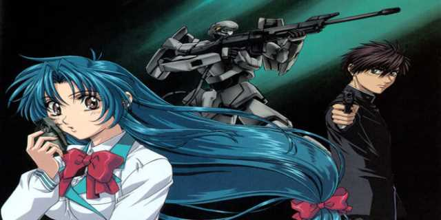 FULL METAL PANIC! INVISIBLE VICTORY Anime Gets A Release Date