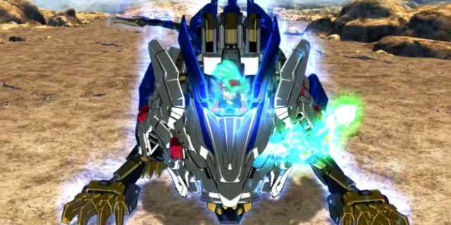 New ZOIDS WILD Promo Video Has Been Released Ahead Of Premiere