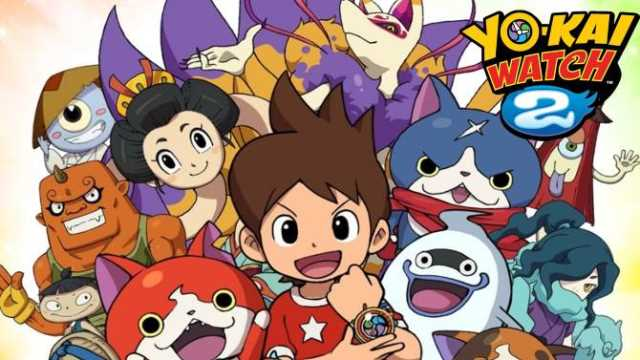 Yo Kai Watch 4 From Level 5 Is Scheduled For The Nintendo Switch