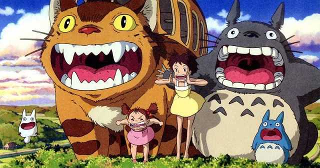 MY NEIGHBOR TOTORO Celebrates 30th Anniversary In Theaters Starting Tomorrow!