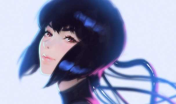 GHOST IN THE SHELL SAC_2045: Netflix Reveals An Awesome New Image Of Motoko Kusanagi, A.K.A. The Major