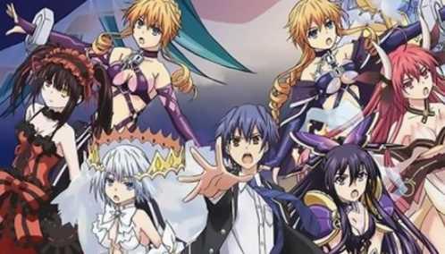 DATE A LIVE Anime Season 3 Has Revealed A New Key Visual