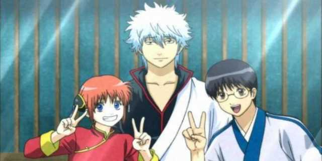 GINTAMA: Manga Announced To Continue In A Digital Format