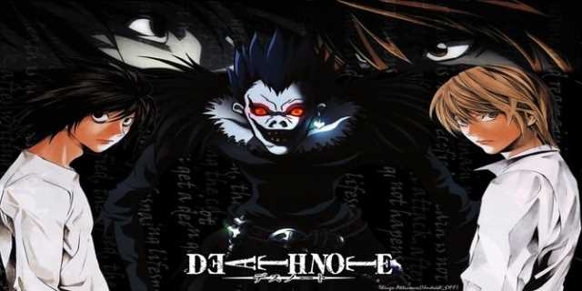 DEATH NOTE: Megahouse Reveals Brand New Statue Featuring Light and L