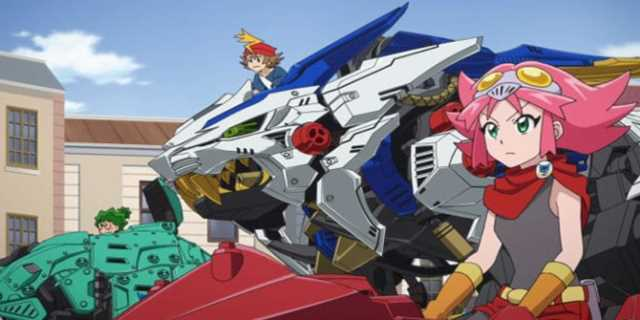 ZOIDS WILD: Anime Series Is Set To End This Summer