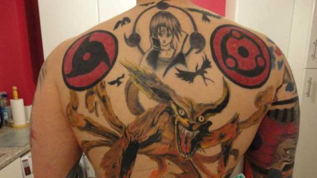 Anime-Focused Tattoo Shop Is Now Open For Business In