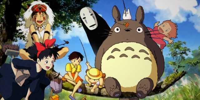Full Studio Ghibli Film Library Coming To Digital Courtesy Of GKIDS