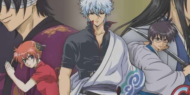 GINTAMA: Third Anime Film Has Been Teased On Twitter