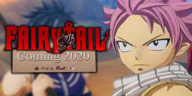 FAIRY TAIL: A New Trailer Released For Upcoming RPG