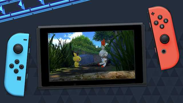 NEW POKÉMON SNAP Has Just Been Announced For The Nintendo Switch