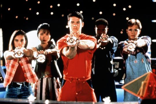 Twitch To Stream All 800+ Episodes Of POWER RANGERS