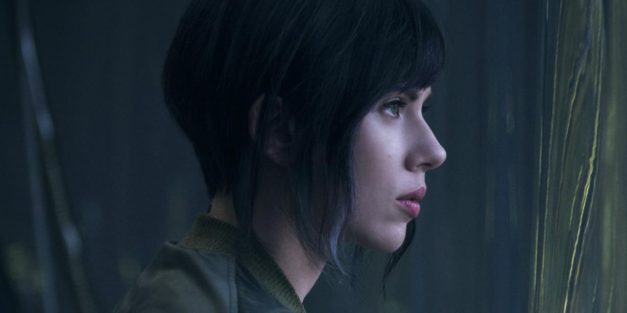 GHOST IN THE SHELL Trailer Screenshot 1