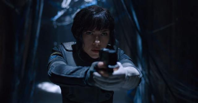 GHOST IN THE SHELL Trailer Screenshot 3