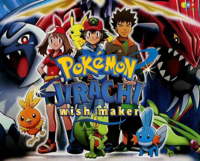 Pokemon Fans Rank The Franchises Top 10 Films Of All Time
