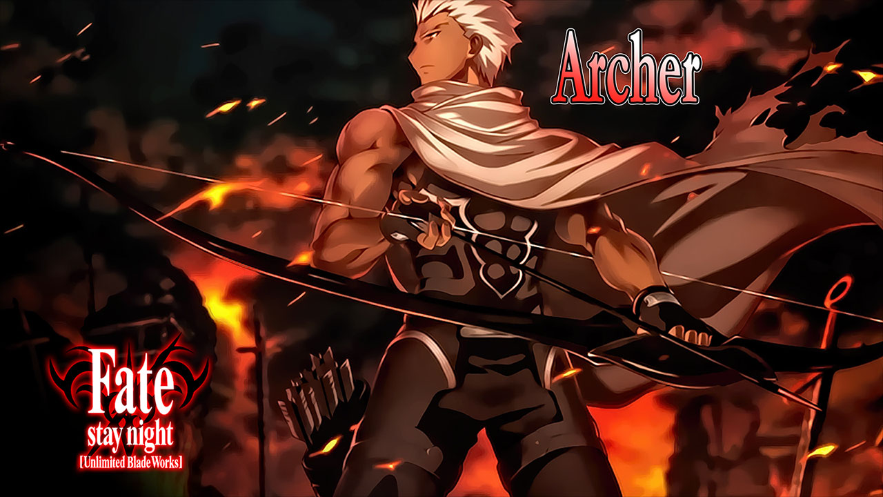 FATE/STAY NIGHT Archer Wallpaper